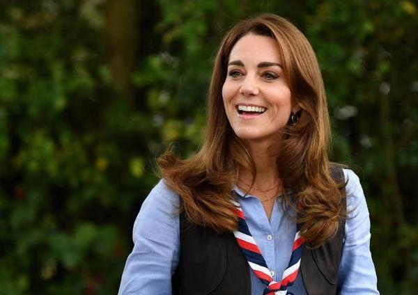 Ducesa de Cambridge. foto Instagram/ royalfamily