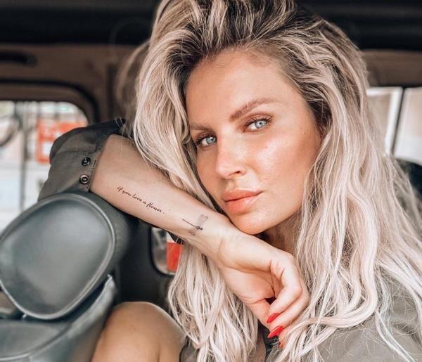 Andreea Bănică, foto Instagram