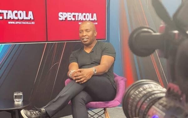 Haddaway, la Interviurile Spectacola