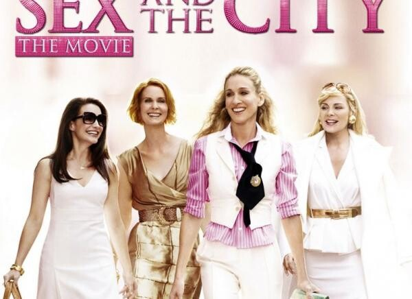 Sex And The City afisul oficial