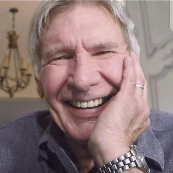 Harrison Ford, sursa intagram