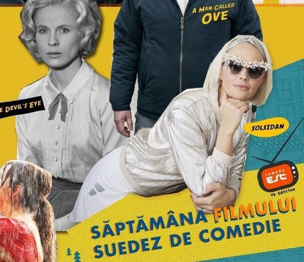 """""""Săptămâna filmului suedez de comedie"""""""