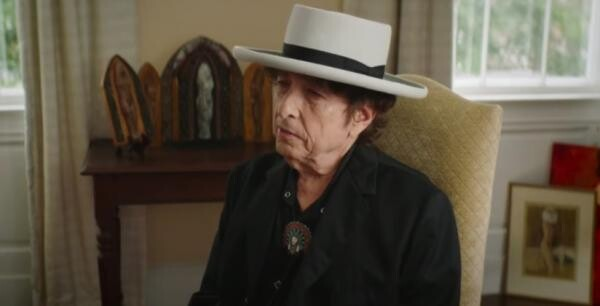 Bob Dylan, captura foto Youtube/ sursa Painted Passport