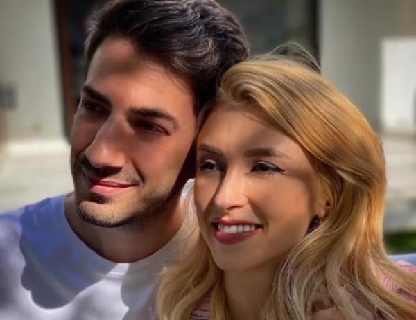 Andreea Bălan și Tiberiu Argint, sursa foto Instagram