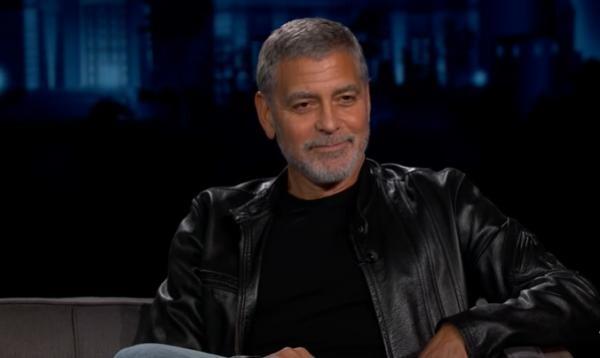 George Clooney, sursa captură youtube/ Jimmy Kimmel Live