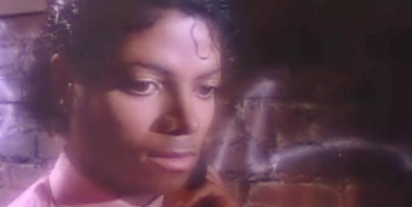 Michael Jackson în Billie Jean, captură foto YouTube.