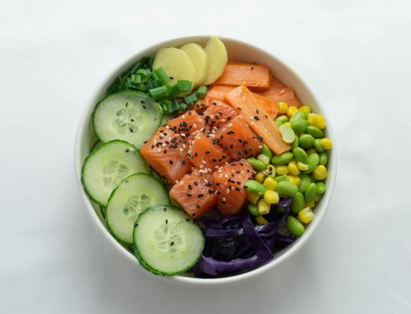Salata, foto Unsplash/ autor: Miu Sua