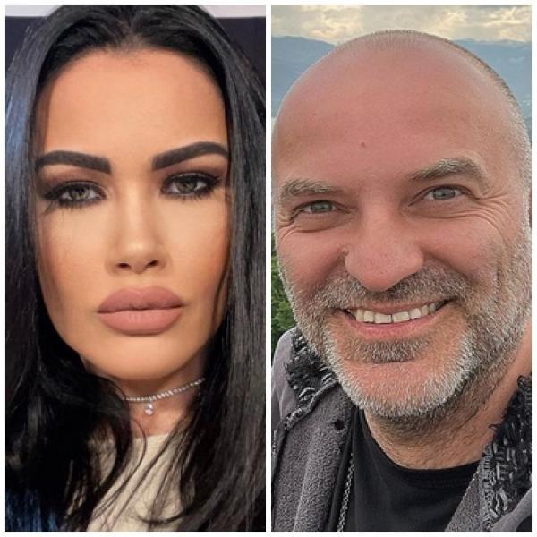 Dan Capatos și Oana Zăvoranu, sursa instagram/ colaj foto