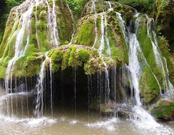 Cascada Bigăr. Foto pixabay.com/ autor Erik Szabo