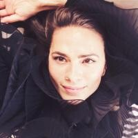 Hayley Atwell, sursa instagram