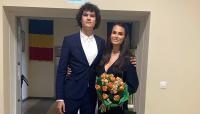 Anca Serea și David, foto Instagram