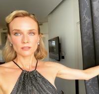 Diane Kruger, sursa foto Instagram