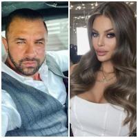 Alex Bodi și Justyna , sursa instagram, colaj foto
