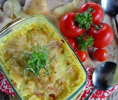 Cartofi la cuptor, Foto Pixabay/ sursa RitaE