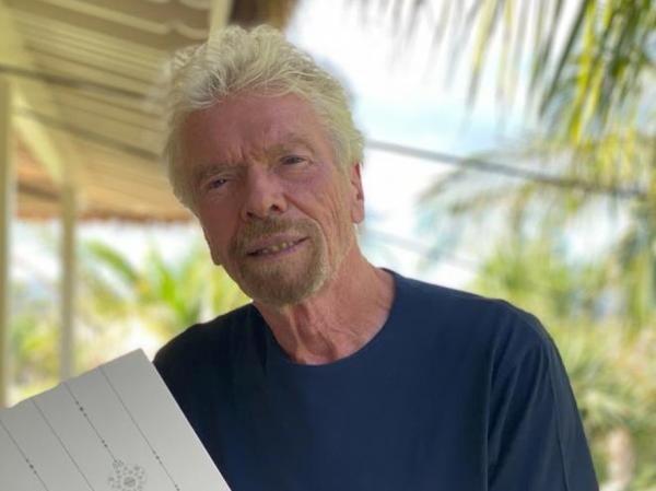 Richard Branson, foto Instagram