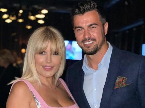 Elena Udrea și Alexandrov Adrian, sursa foto Instagram