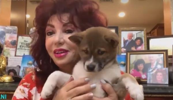 Carmen Harra, captura foto Pro TV