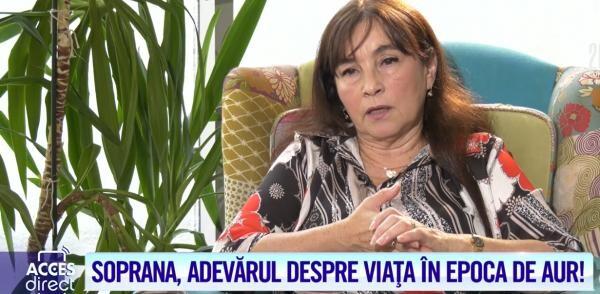 Daniela Vlădescu, captură TV
