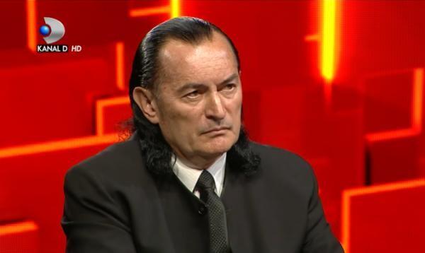 Miron Cozma, sursa: captură TV / Kanal D