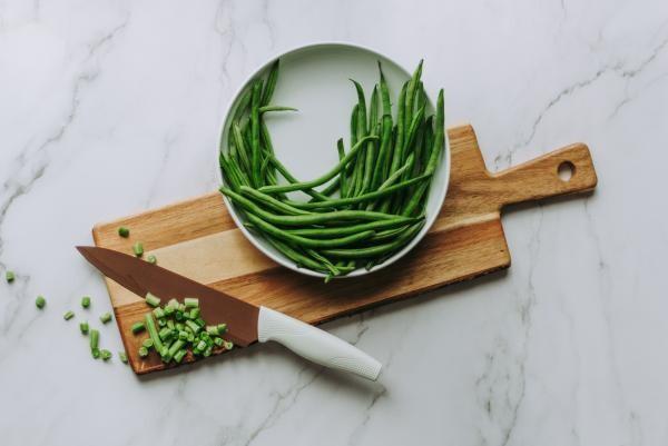 Fasole verde, foto Unsplash/ Gaby Yerden