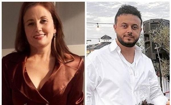 Doina Pătrășcanu și Gabi Bădălău, sursa instagram/ colaj foto