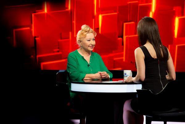 """Rodica Popescu-Bitănescu, la """"40 de întrebări cu Denise Rifai"""","""