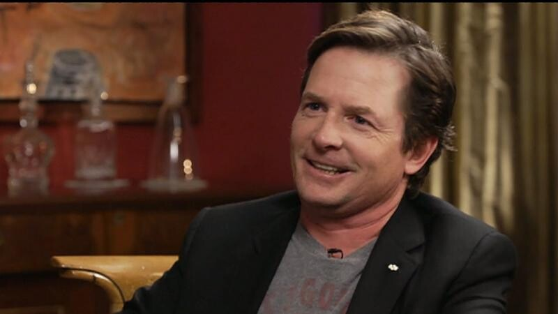 Michael J. Fox, captura foto YouTube