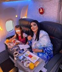 Andreea Tonciu și fiica ei, sursa foto Instagram