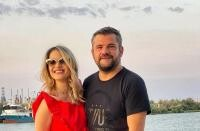 Viorel Șipoș și soția lui, sursa foto Instagram