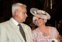 Monica Tatoiu și soțul ei, foto Facebook