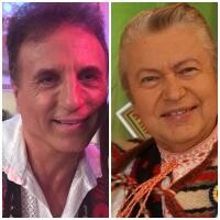 Constantin Enceanu și Gheorghe Turda, sursa instagram/ colaj foto
