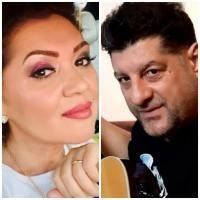 Minodora și Tavi Colen, sursa instagram/ colaj foto