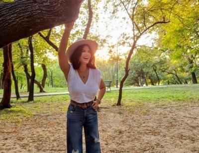 Monica Bârlădeanu, foto Instagram
