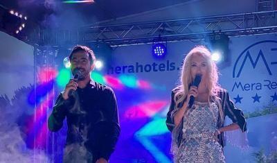 Andreea Bălan și Petrișor, sursa Instagram