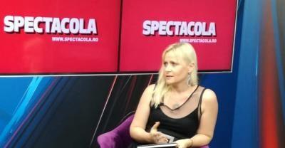 Nicoleta Ghiriș, captura foto Youtube/ sursa Spectacola