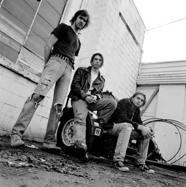 Trupa Nirvana, foto Facebook