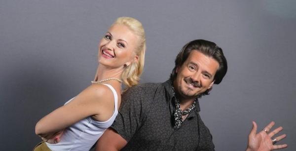 Mihai Petre și Elwira, sursa foto Instagram