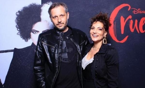 Ioana Ginghină și Cristi Pitulice, Foto Instagram