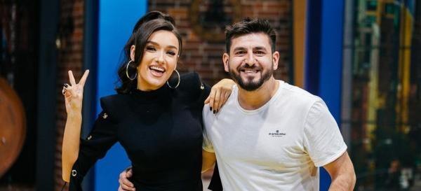 Viviana Sposub și Radu Ciucă, foto Instagram