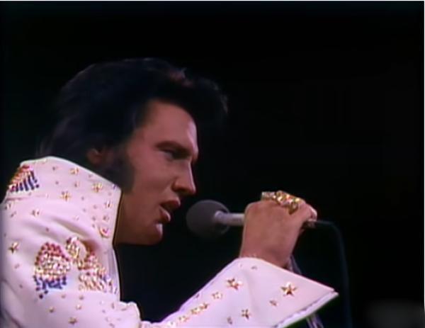 Elvis Presley, captură youtube/ Elvis Presley