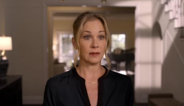 Christina Applegate, captura foto Youtube, sursa Netflix