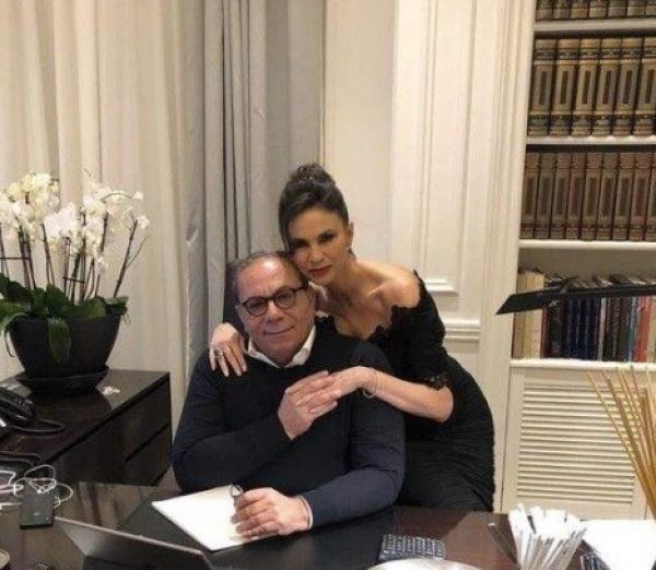 Ramona Bădescu și Fabio Cali, sursa foto Instagram