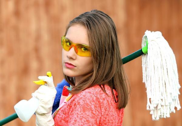 Curățenie, sursa pixabay