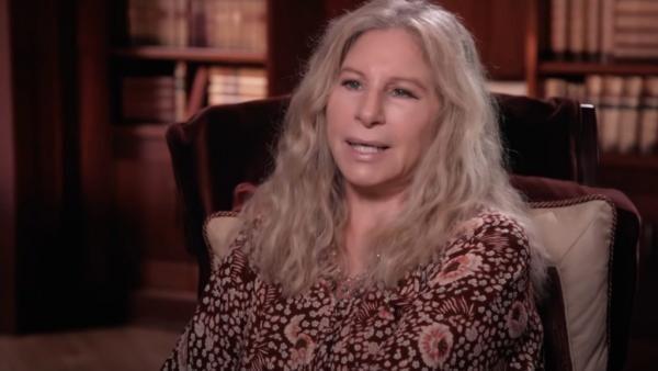 Barbra Streisand, captură foto YouTube
