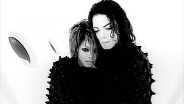 """Michael Jackson și Janet Jackson, """"Scream"""", captură foto YouTube"""