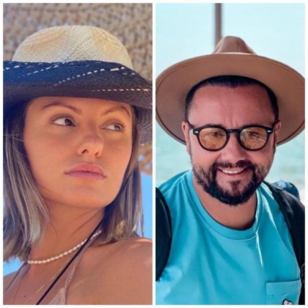 Alexandra Stan și Cătălin Măruță, sursa instagram/ colaj foto
