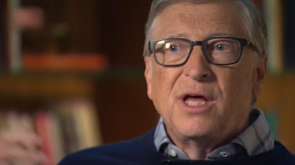 Bill Gates, captură YouTube/ 60 minutes