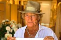 Rod Stewart, foto Instagram