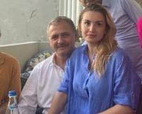 Irina Tănase și Liviu Dragnea, facebook