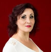Gabriela Rîmbu, foto Facebook/ Opera Nationala Romana Iasi